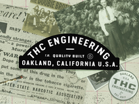 THC Engineering Logo