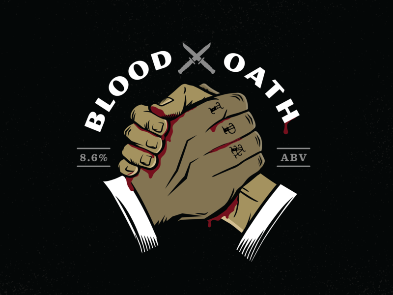 Blood Oath by Westin Mirner for Gamut on Dribbble