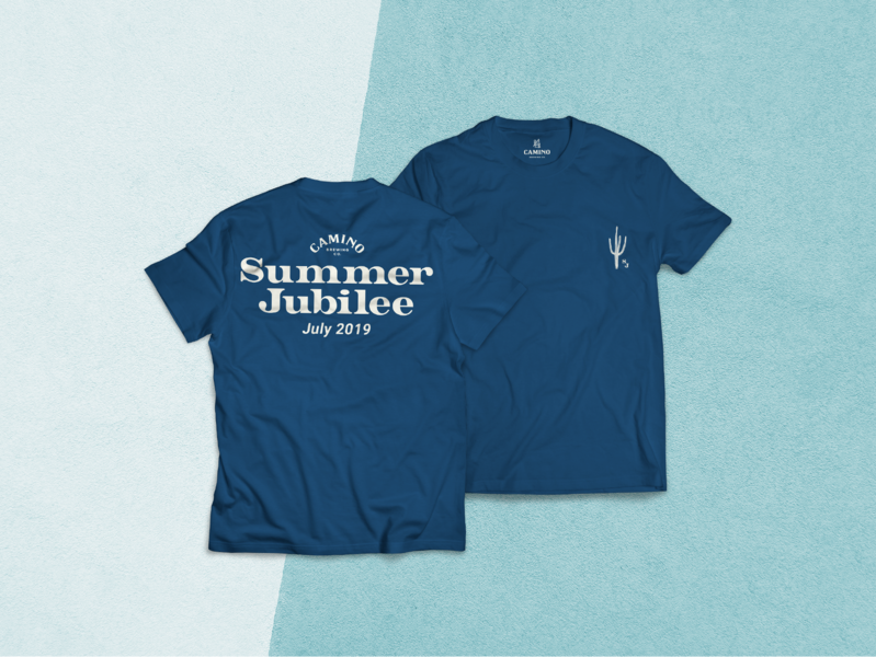 Jubilee Shirts camino shirtdesign shirt