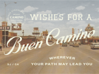 Wishes for a Buen Camino!