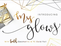 MrsGlows Font Family