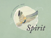 Holy Spirit Sermon Graphic