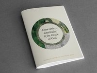 Generosity Booklet Cover