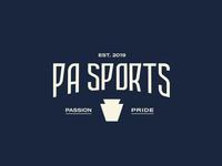 PA SPORTS insignia
