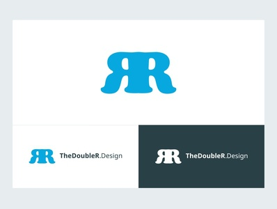 TheDoubleR.Design Brand Logo (2020)