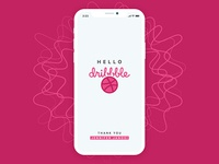 Hello Dribble — Thank You Jennifer Janosi