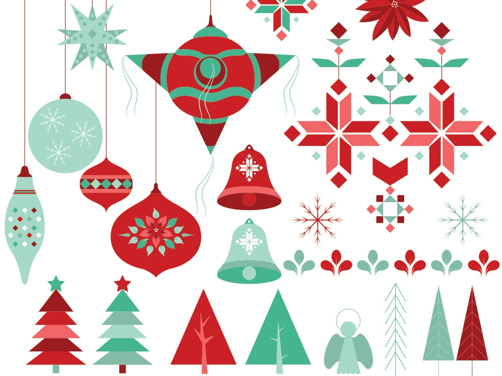 Mexican Christmas.Mexican Christmas Elements By Brenda Dumas On Dribbble