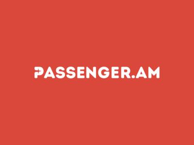 logo for passenger.am