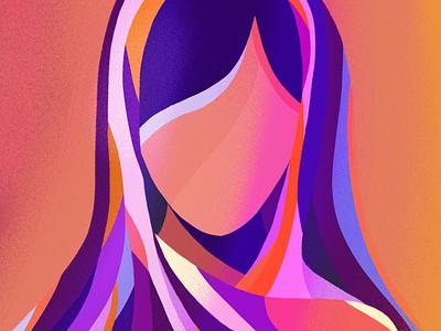 The Audacity women in illustration women empowerment malala color procreate art illustration digital art digital artwork