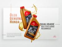 Honda Oil - Key Visual 01