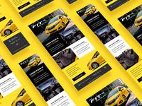 Honda Fit - Responsive Newsletter