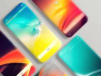 Phone Concept Colors