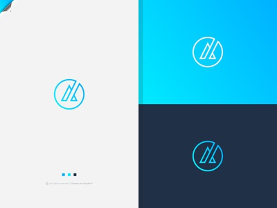 "Letter ""A"" logo"