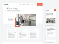 Nudge Website Subpages