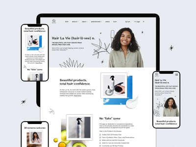 About page about brand product art direction style design branding website color ui