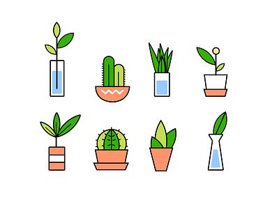 Plant Icons plants icons