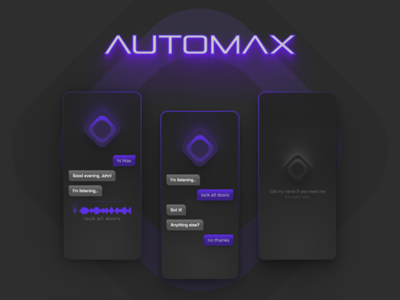 Automax Redesign