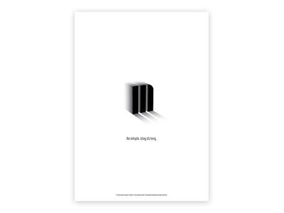 LETTERS HAVE POWER conceptual design letter adobehiddentreasures graphic  design poster art bauhaus design
