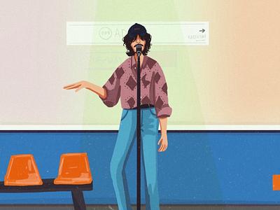 Adoy - Wonder artist adoy fanart 2d 2d art procreate illustrator design digital art illustration