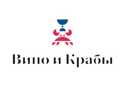 Wine&Crabs logo