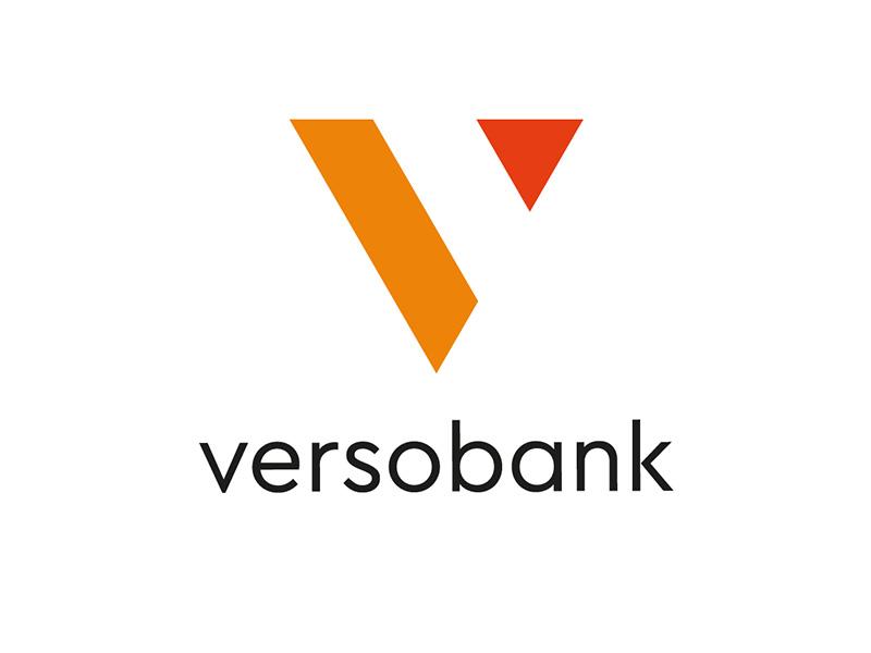 Versobank logo logo