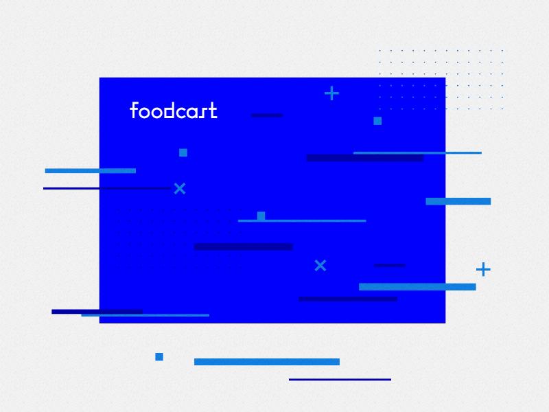 Foodcast identity branding identity logo food