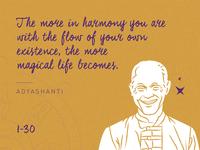 Adyashanti - 30 Days / 30 Spiritual Teachers 🔮✨