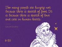 Sadghuru - 30 Days / 30 Spiritual Teachers 🔮✨