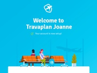 Travaplan Email Welcome