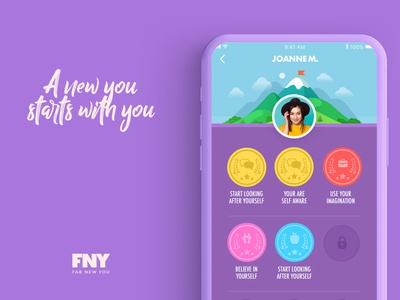 FNY App - My Progress