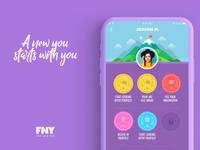FNY App - My Progress