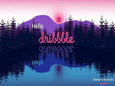 Dribbble Firstshoot