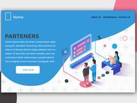 Consultation Online - isometric web header