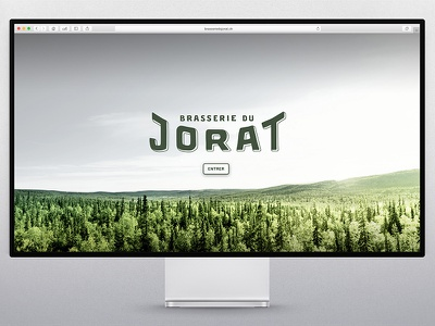 Brasserie du Jorat – Responsive website photography art direction brasserie du jorat website webdesign web