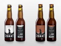 Branding - Brasserie du Jorat