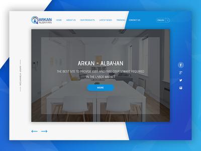 Web Arkan - Albayan