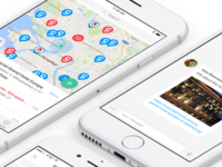 Gotcha! App UI (iOS)
