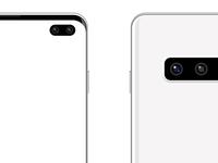 Samsung Galaxy S10 Plus Mock-up
