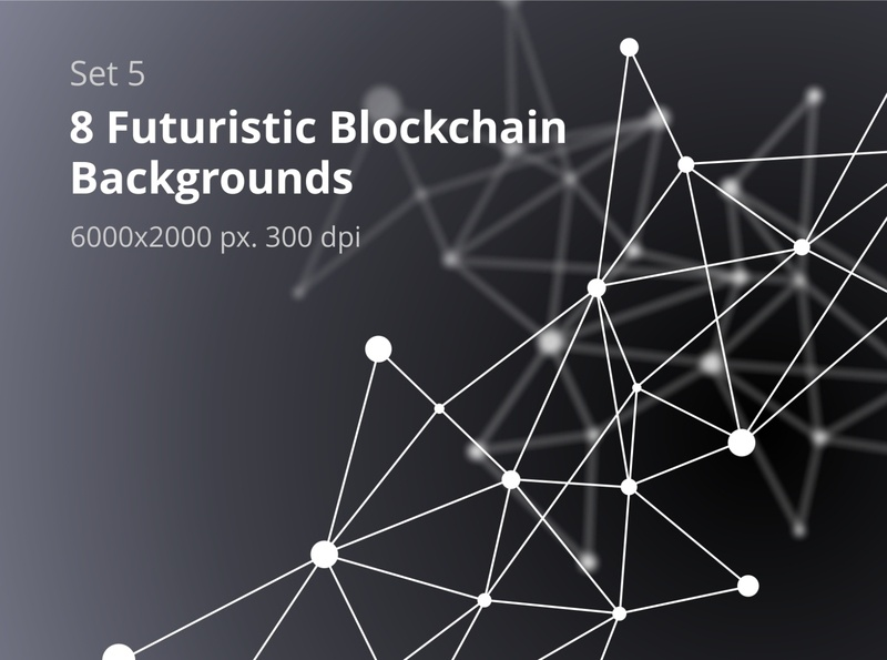 8 Blockchain Backgrounds Set 5 future dot digital design data cyber cryptographic cryptocurrency crypto connectivity connect concept cell blurred blur blockchain background atom abstraction abstract