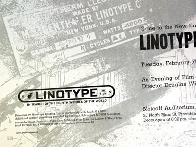 Linotype 1