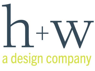 h+w design (logo) typography berkeley logo trade gothic