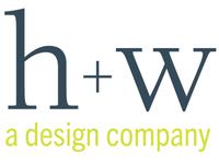 h+w design (logo)