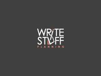 Write Stuff Planning Logo Design