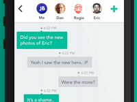 Groupchat UI Experiment