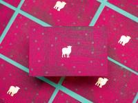 Black Sheep business cards