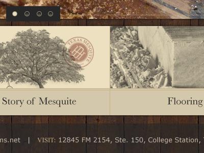Vintage 1 vintage web design branding earthtones natural wood texture