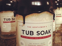 Tub Soak