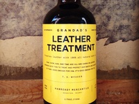 Grandad's Leather Treatment