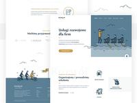 Employee training company website