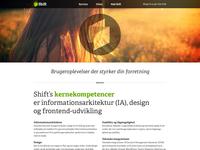 shiftcph.dk webpage
